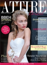 ATTIRE magazine March/April - Click to learn more...