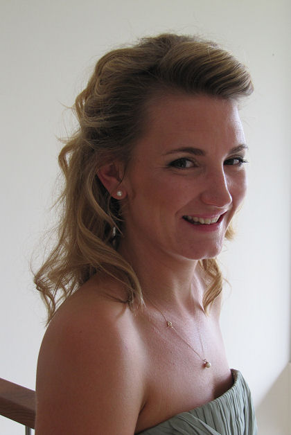 © Bridesmaids Wedding Hair Styles 1 - Hannah