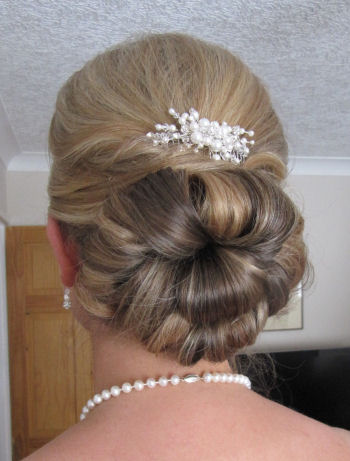 Jane © Bridal Hair by Helen