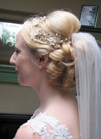 Libby © Bridal Hair by Helen