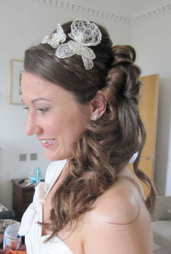 Ruth 1 © Bridal Hair by Helen