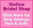 Online bridal shop